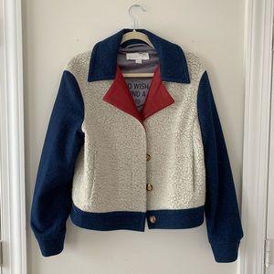COAT CLOSET CLEAN OUT Ellie Mae jacket